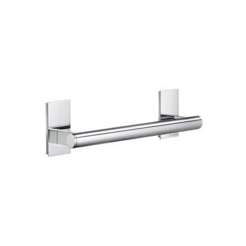 Smedbo ZK325 Pool Grab Bar in Polished Chrome