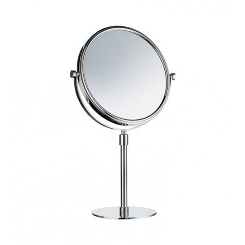 Smedbo FK435 Shaving and Make-up Mirror in Polished Chrome