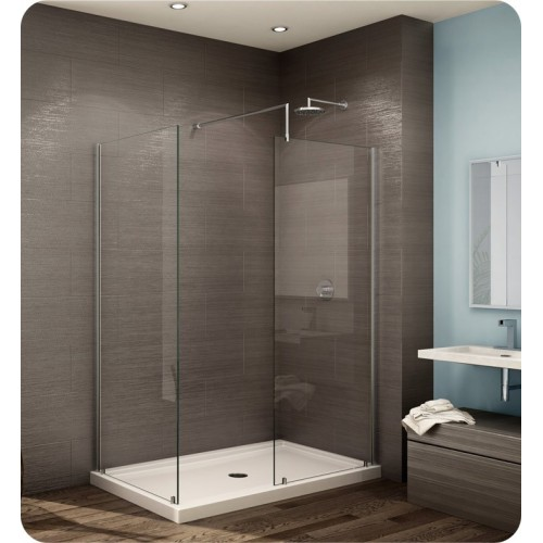 Fleurco V6310 Evolution 6' Walk in Shower Enclosure V6310