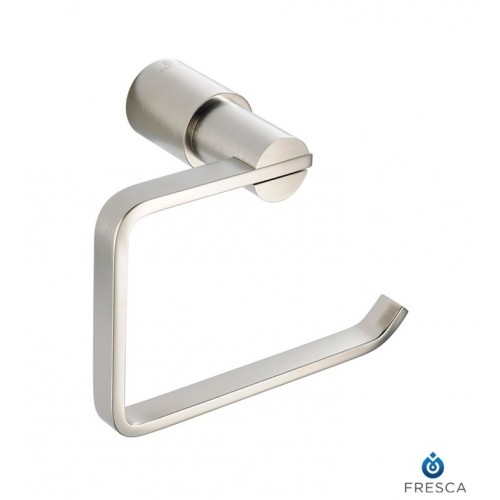 Fresca FAC0127BN Magnifico Toilet Paper Holder in Brushed Nickel
