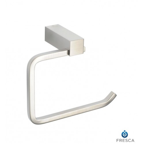 Fresca FAC0427BN Ottimo Toilet Paper Holder in Brushed Nickel