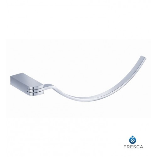 Fresca FAC1362 Solido Towel Ring in Chrome