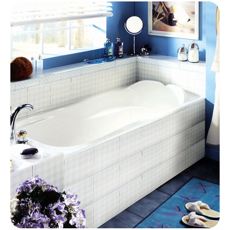 Neptune DB60 Daphne Customizable Bathroom Tub Without Skirt