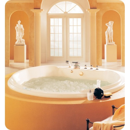 Neptune CL76 Cleopatra Round Customizable Bathroom Tub