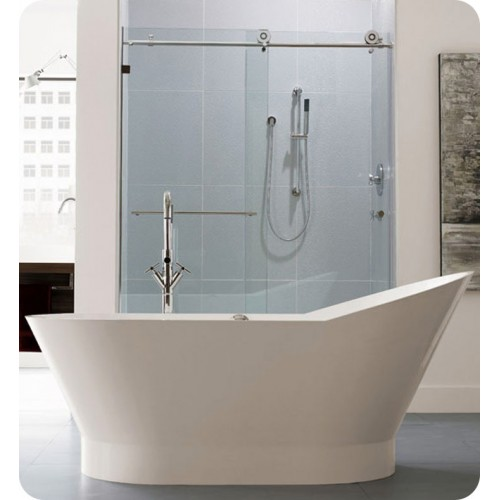 Neptune WISHO2 Wish O2 Freestanding Oval Bathroom Tub