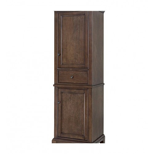 "Fairmont Designs 1503-HT2118_V2118 Smithfield 21"" Linen Tower in Mink"