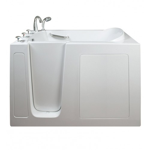 Ella 26530 Narrow 26 inch Walk In Bathtub