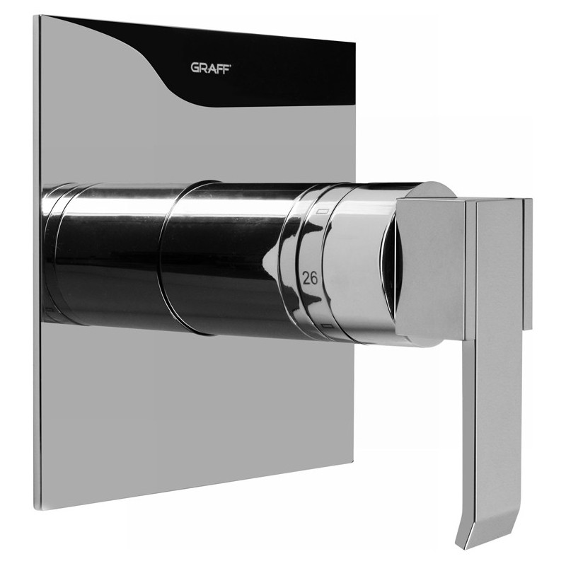 Graff G-8041-LM38S Thermostatic Valve Trim with Handle
