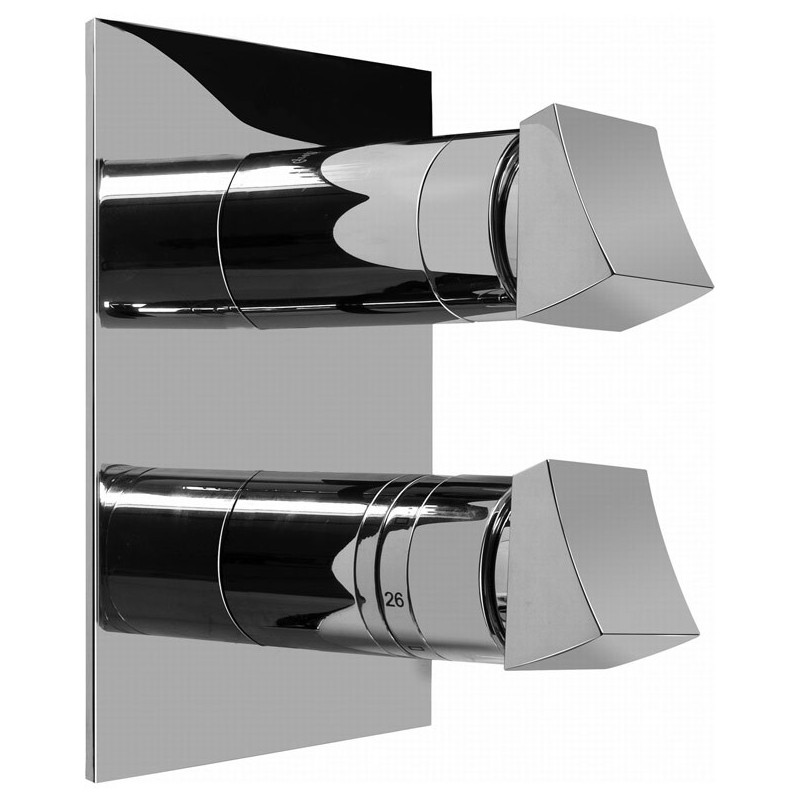 Graff G-8046-C10S Thermostatic Valve Trim with Two Handles