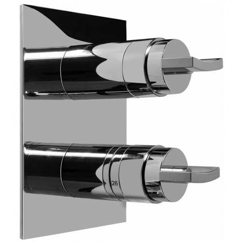 Graff G-8046-C14S Thermostatic Valve Trim with Two Handles