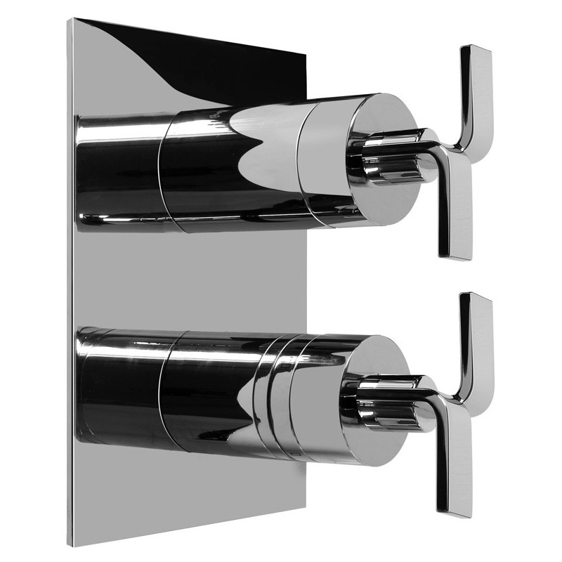 Graff G-8046-C9S Thermostatic Valve Trim with Two Handles