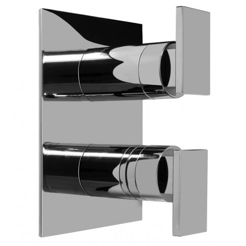 Graff G-8046-LM31S Thermostatic Valve Trim with Two Handles