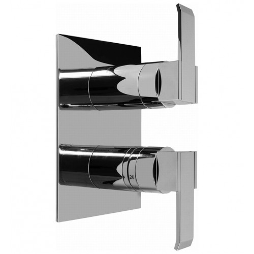 Graff G-8046-LM38S Thermostatic Valve Trim with Two Handles