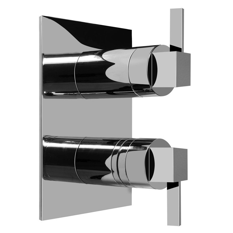 Graff G-8046-LM39S Thermostatic Valve Trim with Two Handles