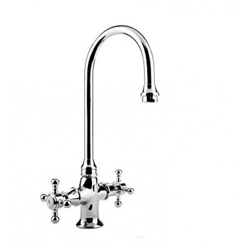 Graff G-5250-C2 Vista Bar Faucet with Metal Cross Handles