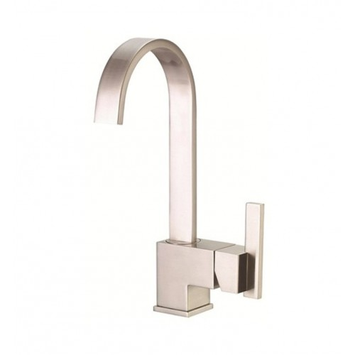Danze D151644SS Sirius™ Single Handle Bar Faucet in Stainless Steel