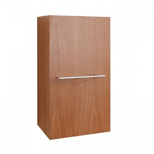 "Carvell 16"" Linen Cabinet in Chestnut"