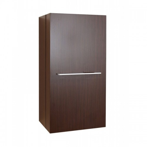 "Carvell 16"" Linen Cabinet in Walnut"