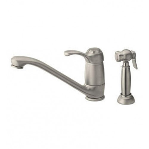LaToscana 23574 Botero Kitchen Faucet with Side Spray