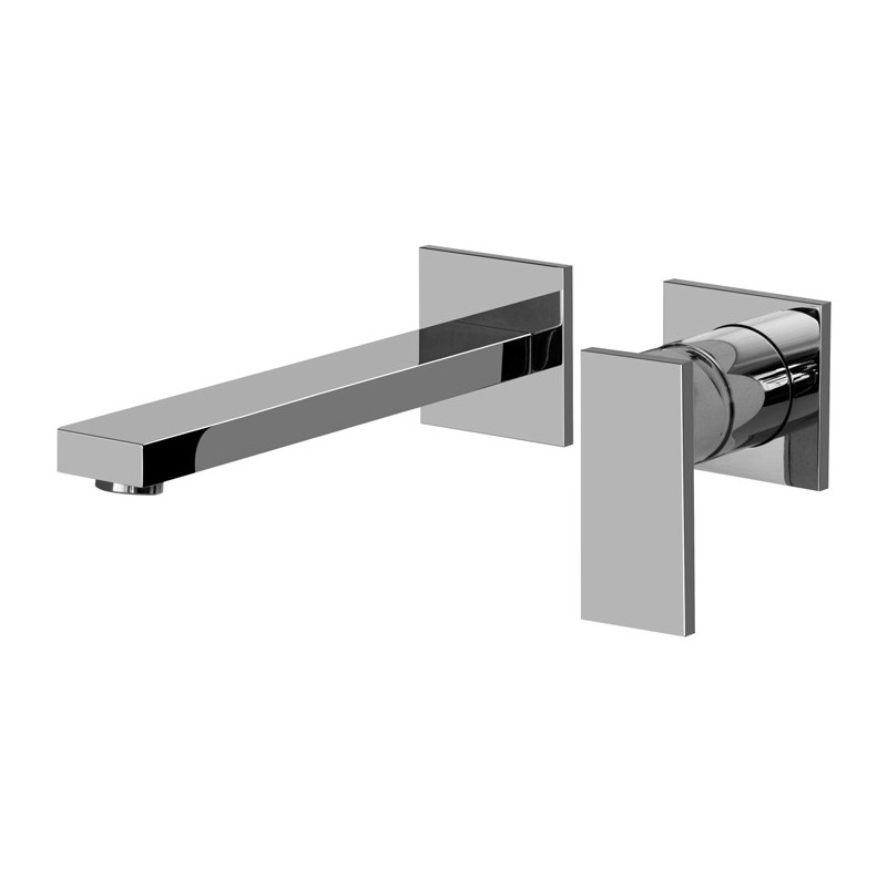 Graff G-3736-LM31W Solar Wall Mounted Lavatory Faucet