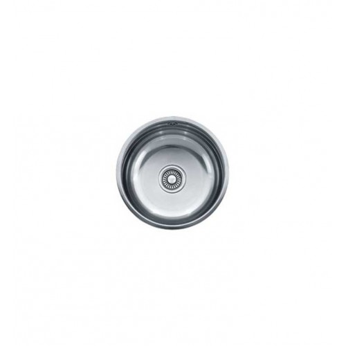 Franke ERX110 Espirit Single Basin Undermount Stainless Steel Kitchen Sink