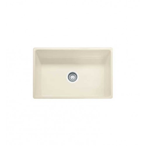 Franke FHK710-30LN Linen Farm House Single Basin Fireclay Kitchen Sink