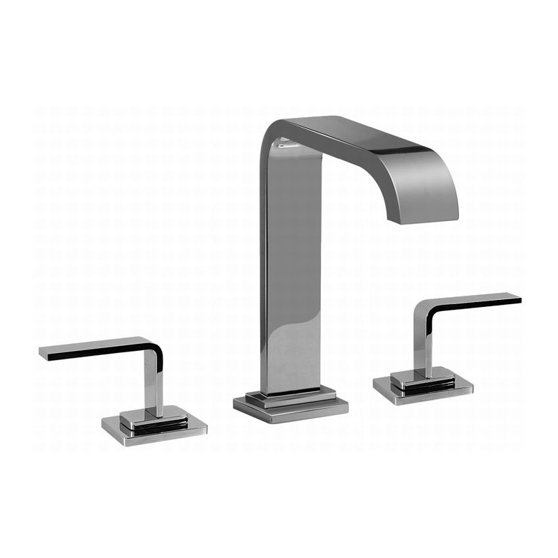 """Graff G-2311-LM40 Immersion H 8 3/4"""" Widespread Lavatory Faucet"""