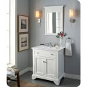 "Fairmont Designs 1502-V30 Framingham 30"" Modern Bathroom Vanity in Polar White"
