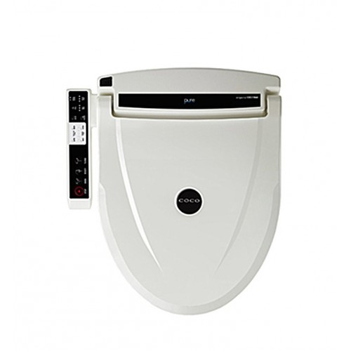 COCO PURE Elongated Bidet Washlet Toilet Seat