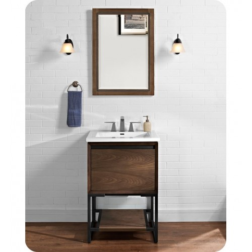 "Fairmont Designs 1505-V24 m4 24"" Vanity in Natural Walnut"