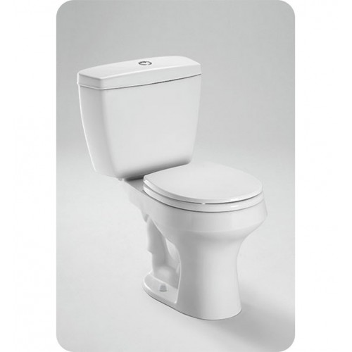 TOTO CST406MF Rowan™ Close Coupled Elongated Toilet 1.6GPF / 1.0GPF