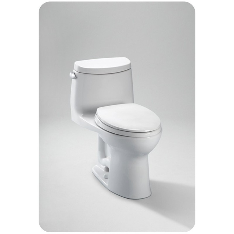 TOTO MS604114CEFRG Ultramax® II Toilet, Right Hand Trip Lever - 1.28 GPF