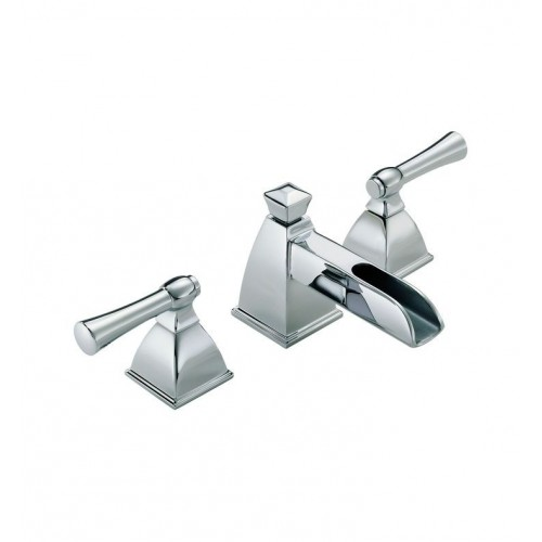 Brizo 65345LF Vesi Two Handle Widespread Lavatory Faucet