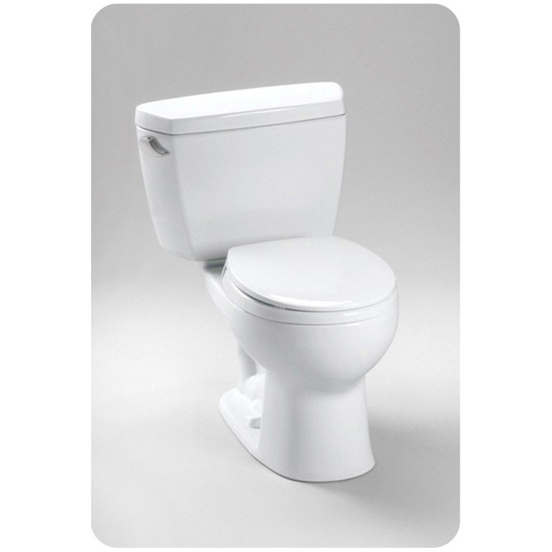 TOTO CST743SR Drake® Toilet 1.6 GPF, with Right Trip Lever