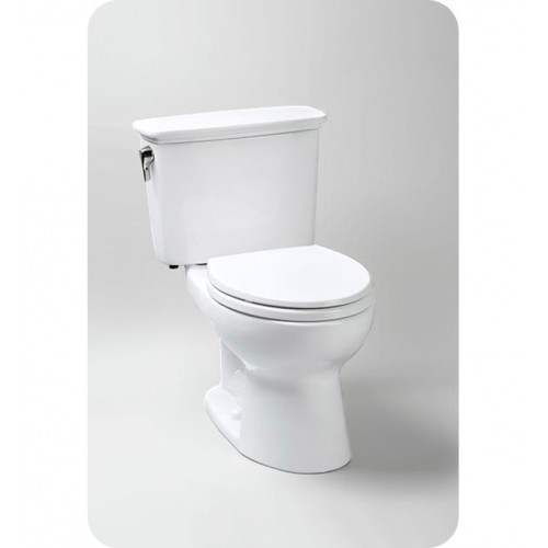 TOTO CST744EN Eco Drake® Transitional Toilet, 1.28 GPF