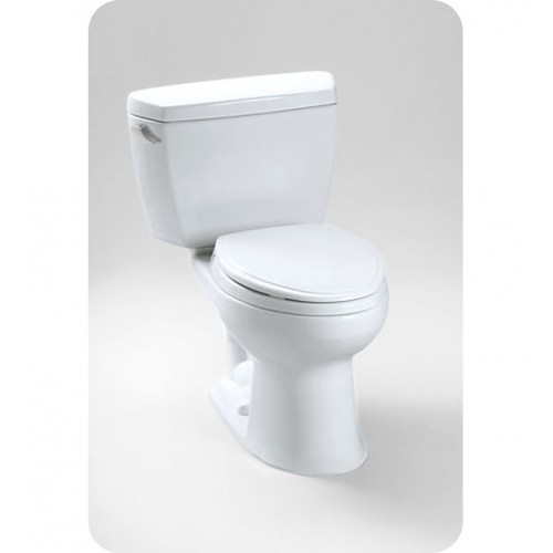 TOTO CST744SG Drake® Toilet, 1.6 GPF with SanaGloss®