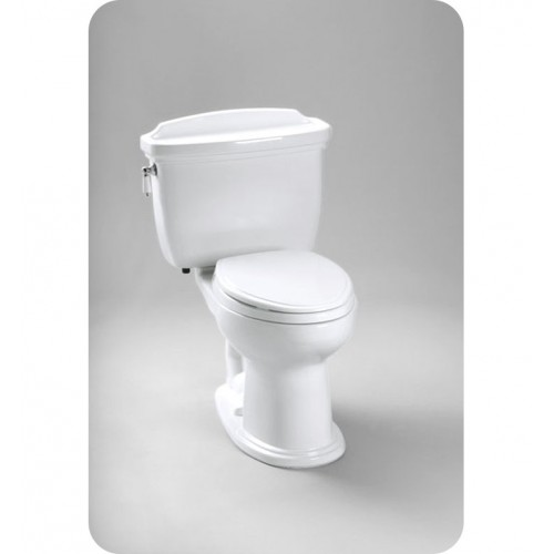 TOTO CST754EF Eco Dartmouth® Toilet, 1.28 GPF ADA