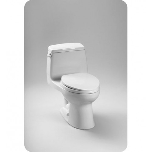 TOTO MS854114SG UltraMax® Toilet, 1.6 GPF with SanaGloss®