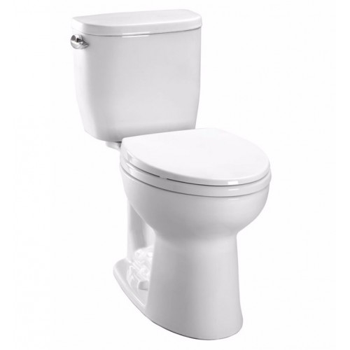TOTO CST244EF Entrada™ Close Coupled Elongated Toilet 1.28GPF