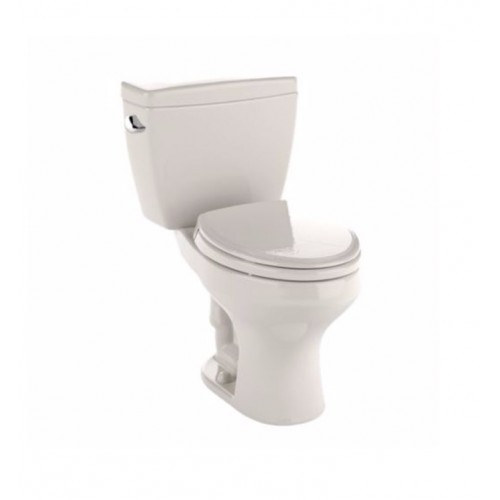 TOTO CST406F Rowan™ Two-Piece Toilet 1.6 GPF, Elongated Bowl