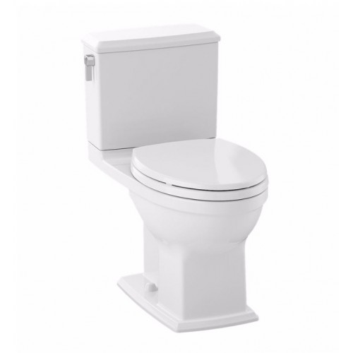 TOTO CST494CEMFG Connelly® Two-Piece Toilet 1.28 GPF & 0.9 GPF, Elongated Bowl