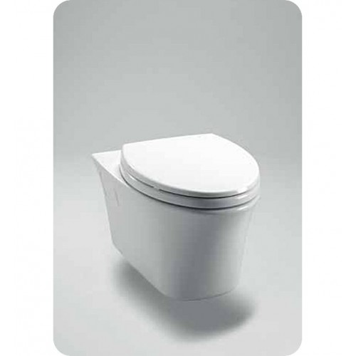 TOTO CWT486MFG-1 Maris® Wall-Hung Toilet & DUOFIT™ In-Wall Tank System, 1.6 GPF & 0.9 GPF