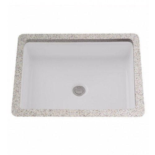 TOTO LT22101 Atherton™ Rectangular Undercounter Lavatory in Cotton