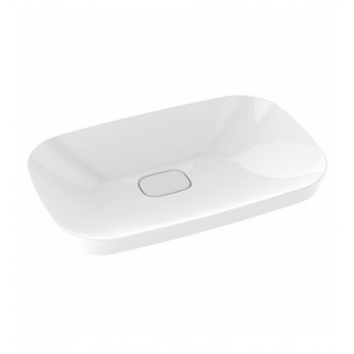 TOTO LT994G01 Neorest® Kiwami® Semi-Recessed Vessel Lavatory in Cotton
