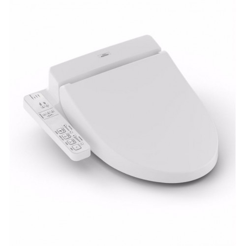 TOTO SW201401 Washlet® A100 - Elongated in Cotton