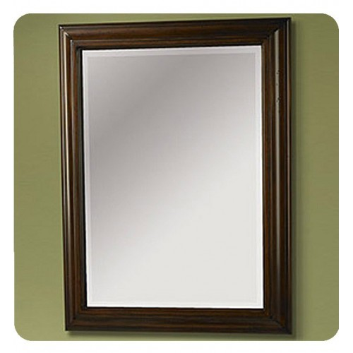 """Fairmont Designs 159-M26 Newhaven 26"""" Traditional Mirror in Nutmeg"""