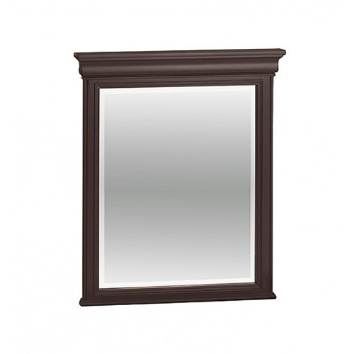 """Fairmont Designs 1529-M28 Providence 28"""" Traditional Mirror in Aged Chocolate"""