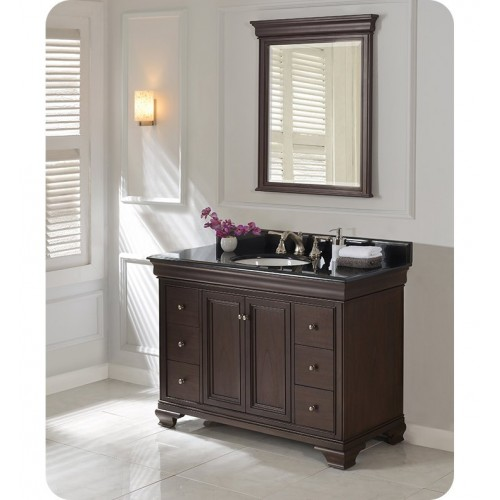"Fairmont Designs 1529-V48 Providence 48"" Traditional Vanity in Aged Chocolate"