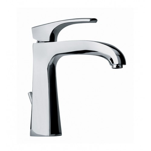 "LaToscana 89CR211 Lady Single Handle Lavatory Faucet 8"" in Chrome"