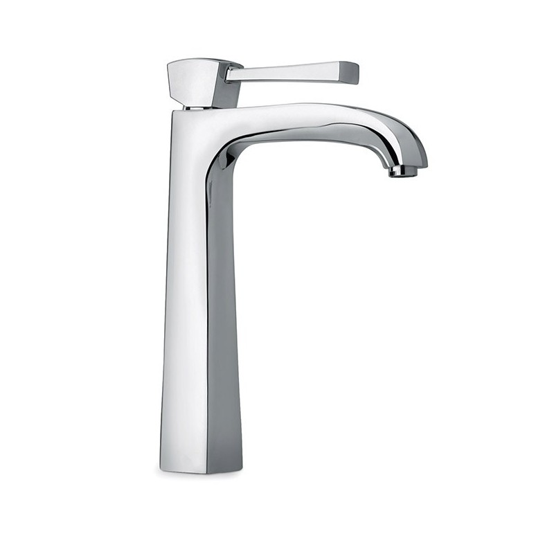 LaToscana 89CR205LL Lady Single Handle 11 inch Tall Lavatory Faucet in Chrome